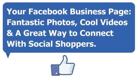 Promote your business on Facebook with a professional business page