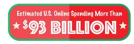 online shoppers will spend billions in the next 3 months