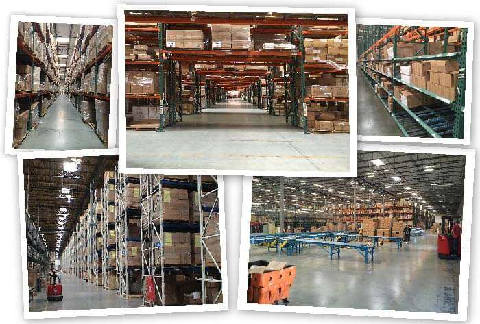 Fast drop shipping from our warehouse