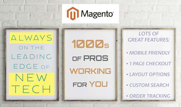 Magento features for you