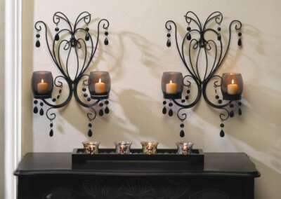 MIDNIGHT ELEGANCE WALL SCONCES (1)