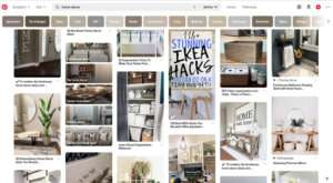 Home Decor Search on Pinterest