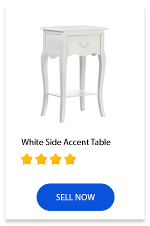 Wholesale White Side Table